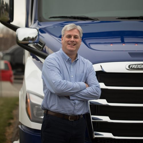 Chris Maguire, Professional Carriers operations manager