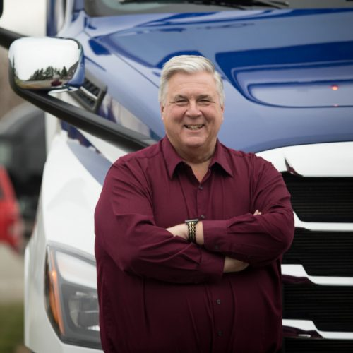 Richard Boone, Professional Carriers president and owner